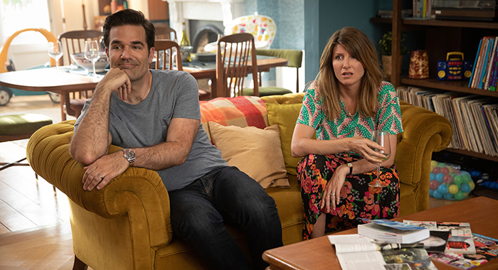 Catastrophe season 4 - Rob Delaney, Sharon Horgan (Amazon Prime Video)