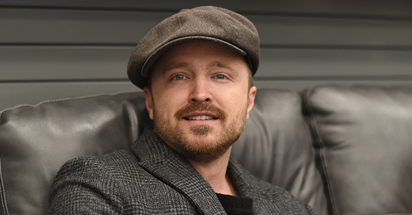 Aaron Paul's Very Big Year: The <em>Breaking Bad</em> Movie, <em>Westworld</em>, and a New Apple TV Series