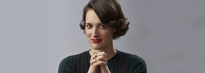 Phoebe Waller-Bridge in Fleabag season 2. Photo: Steve Schofield/Amazon Prime Video