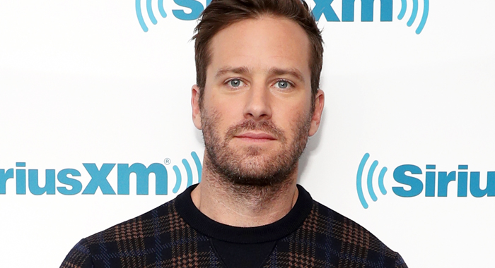 Armie Hammer's Five Favorite Films
