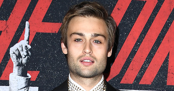 What to Watch with <em>The Dirt</em> Star Douglas Booth