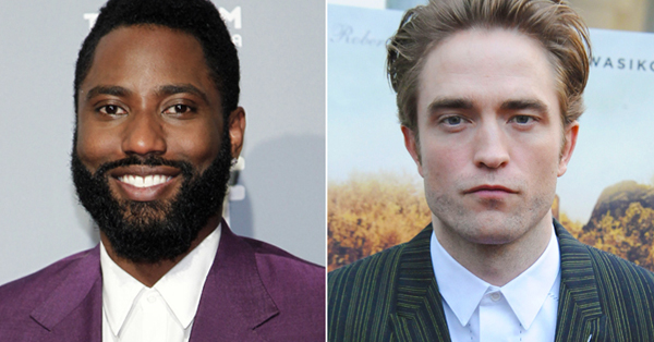 John David Washington and Robert Pattinson Join Christopher Nolan's New Movie, Plus More News