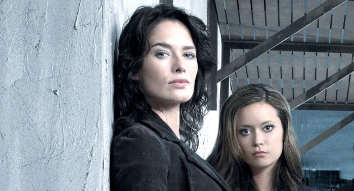 TERMINATOR: THE SARAH CONNOR CHRONICLES, Lena Headley, Summer Glau