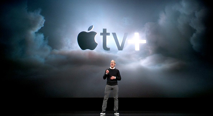 Apple Original Series Currently in Production or Development
