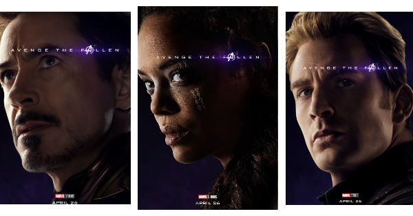 See All 32 Avengers Endgame Character Posters Rotten Tomatoes