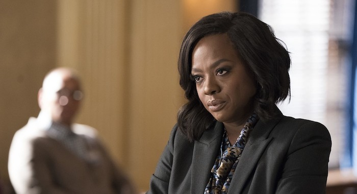 How to Get Away With Murder star Viola Davis (ABC)