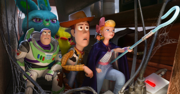 Weekend Box Office: <em>Toy Story 4</em> Lands Third-Biggest Opening of the Year