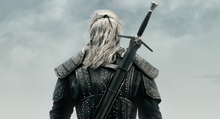 The Witcher poster (Netflix)
