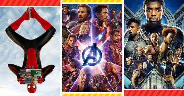 All 23 Marvel Cinematic Universe Movies Ranked << Rotten