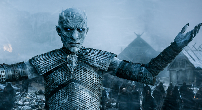 Game of Thrones season 5 episode 8 - Hardhome (HBO)