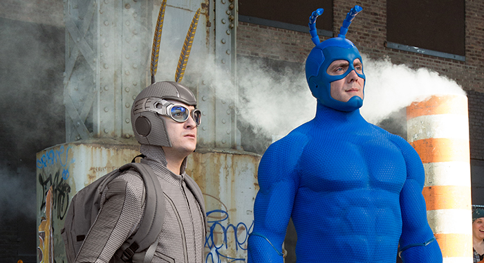 The Tick season 2 (Amazon Prime Video)