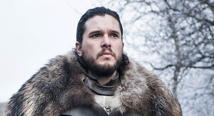 Kit Harington. photo: Helen Sloan/courtesy of HBO