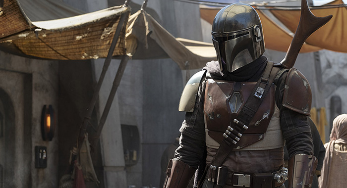 The Mandalorian first image (Lucasfilm)