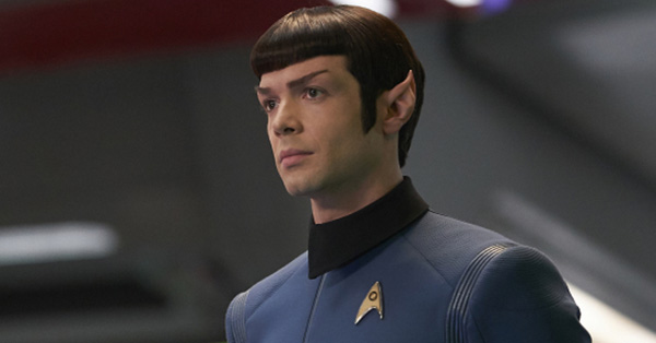 <em>Star Trek: Discovery</em>'s Ethan Peck Hopeful Fans Will Get More Spock