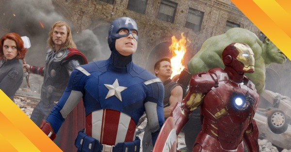 21 Most Memorable Movie Moments: Avengers Assemble in New York from <em>The Avengers</em> (2012)