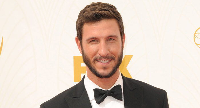 Pablo Schreiber at arrivals for 67th Primetime Emmy Awards 2015 - Arrivals 1, The Microsoft Theater (formerly Nokia Theatre L.A. Live), Los Angeles, CA September 20, 2015. Photo By: Elizabeth Goodenough/Everett Collection