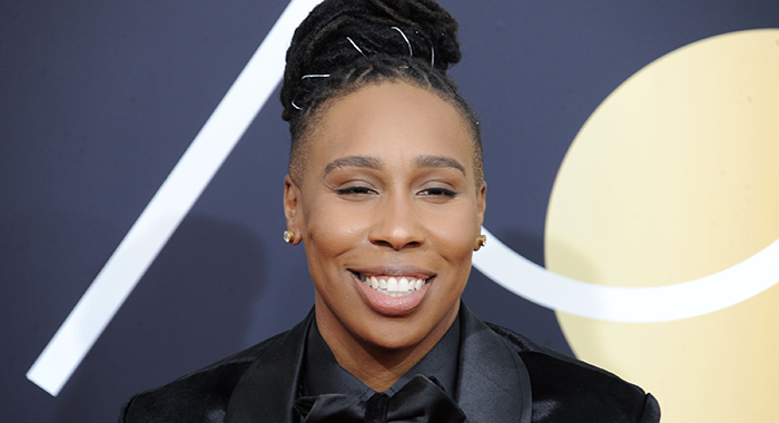 Lena Waithe at arrivals for 75th Annual Golden Globe Awards - Arrivals 2, The Beverly Hilton Hotel, Beverly Hills, CA January 7, 2018. Photo By: Dee Cercone/Everett Collection