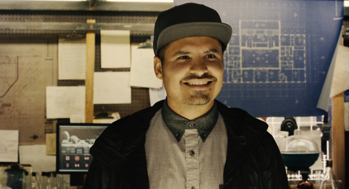 Michael Pena as Luis in Ant-Man