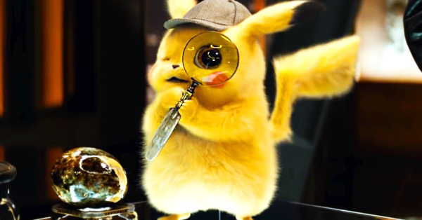<em>Detective Pikachu</em> First Reactions: Pokémon Fans Will Love Cute, Thrilling, Heartfelt Crowd-Pleaser