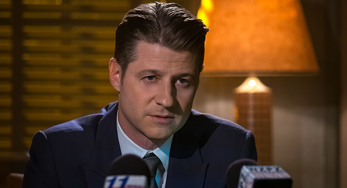 GOTHAM: Ben McKenzie in the ÒA Dark Knight: One Bad DayÓ episode of GOTHAM airing Thursday, May 10 (8:00-9:00 PM ET/PT) on FOX. ©2018 Fox Broadcasting Co. Cr: FOX