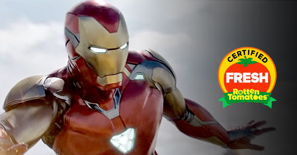 <em>Avengers: Endgame</em> Is Certified Fresh