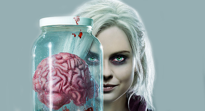 iZombie – Image Number: ZMB1_Mondo_.jpg – Pictured: Rose McIver as Liv – Photo: Jordon Nuttall/The CW