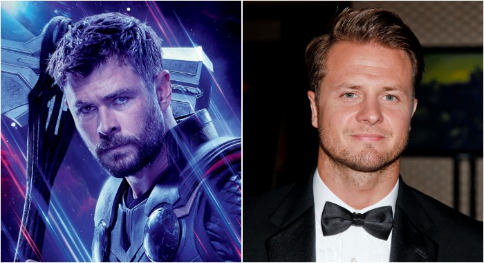 Thor Stunt Double Bobby Holland Hanton