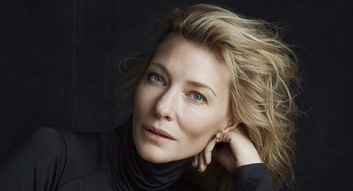 Cate Blanchett headshot (Steven Chee/courtesy of FX)
