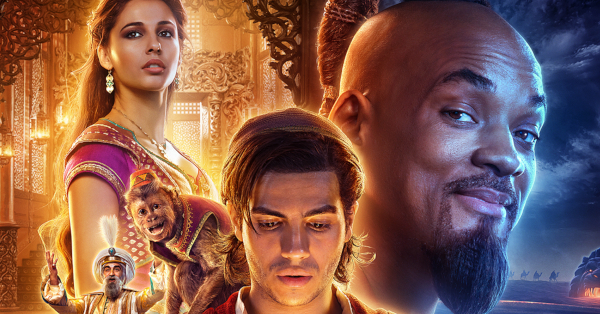 Disney's <em>Aladdin</em> One Jump Ahead of The Fresh Line, For Now