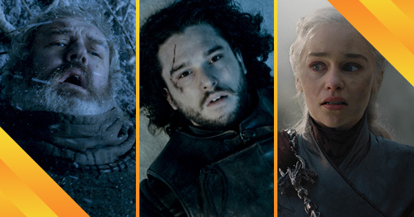 The 21 Best Moments of <em>Game of Thrones</em>