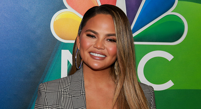 Chrissy Teigen at arrivals for NBC Entertainment Upfronts 2019, The Four Seasons, New York, NY May 13, 2019. Photo By: Jason Mendez/Everett Collection