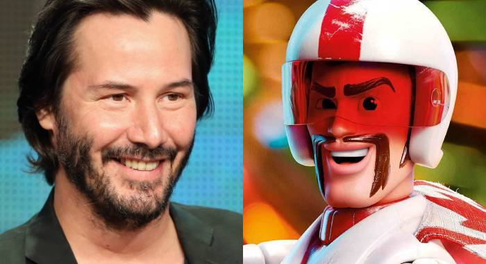 Toy Story 4 Keanu Reeves Role