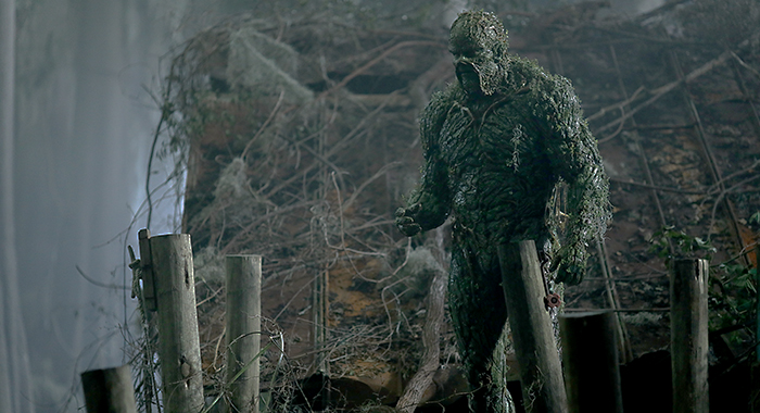 "Swamp Thing -- Ep. 102 -- ""Worlds Apart"" -- Photo Credit: Fred Norris/2018 Warner Bros. Entertainment Inc."