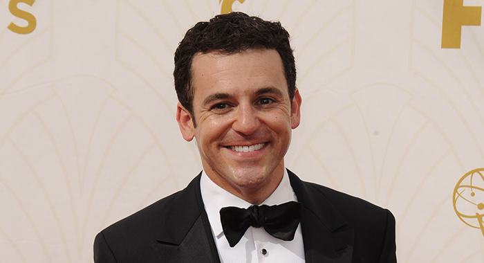 Fred Savage at arrivals for 67th Primetime Emmy Awards 2015 - Arrivals 2, The Microsoft Theater (formerly Nokia Theatre L.A. Live), Los Angeles, CA September 20, 2015. Photo By: Dee Cercone/Everett Collection