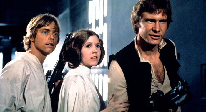 Star Wars: Episode IV - A New Hope, 1977 (20th Century Fox Film Corp.)