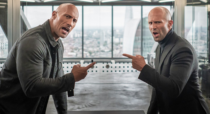 Fast & Furious Presents: Hobbs & Shaw (Universal)
