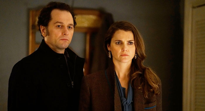 The Americans, Season 5 (Patrick Harbron/FX/Everett Collection)