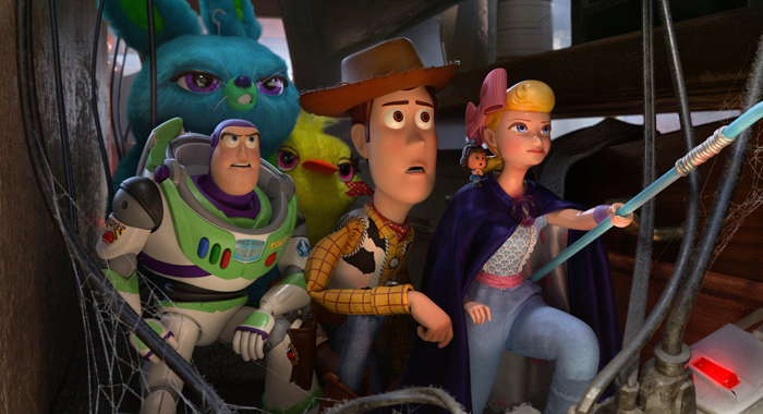 Weekend Box Office: Toy Story 4 Lands Third-Biggest Opening of the Year