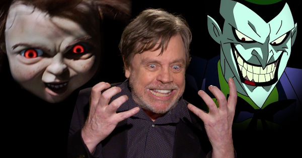 Mark Hamill Talks His Most Iconic Voice Work: From the Joker and Fire Lord Ozai to Chucky