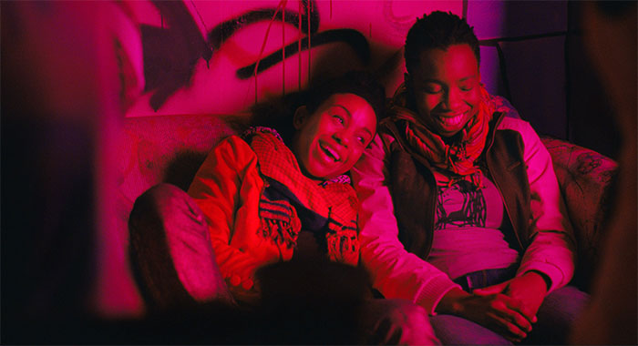 PARIAH, Aasha Davis and Adepero Oduye, 2011 (Focus Features/ Everett Collection)