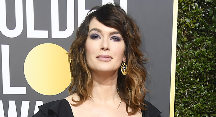 BEVERLY HILLS, CA - JANUARY 07: Lena Headey attends The 75th Annual Golden Globe Awards at The Beverly Hilton Hotel on January 7, 2018 in Beverly Hills, California. (Photo by Frazer Harrison/Getty Images)