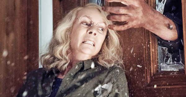 Jamie Lee Curtis Returning for <em>Halloween 2</em>, And More Movie News