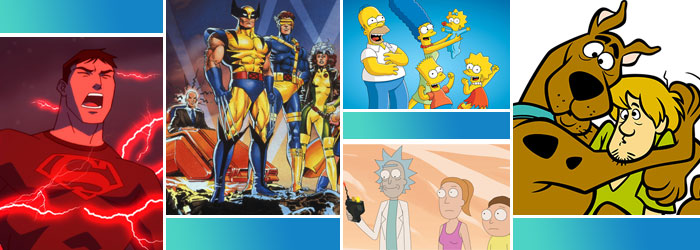 The 140 Essential Animated Tv Shows Rotten Tomatoes Movie And