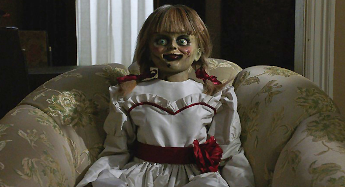 Annabelle Comes Home (New Line Cinema)
