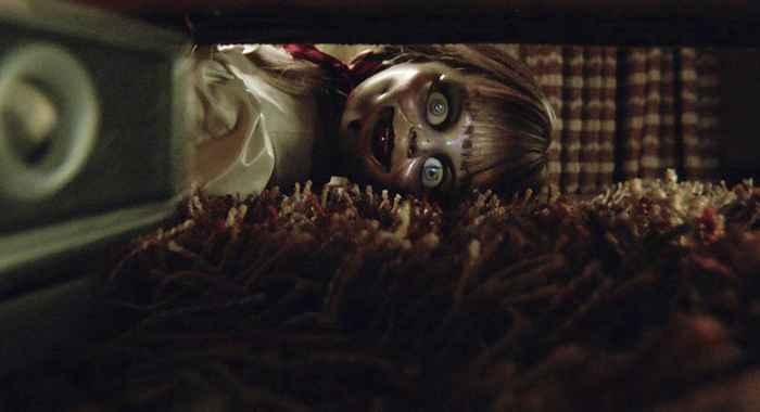 Annabelle Comes Home First Reviews: A Fun but Not