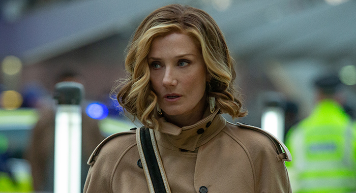 Joely Richardson in The Rook (Ed Miller/Starz)