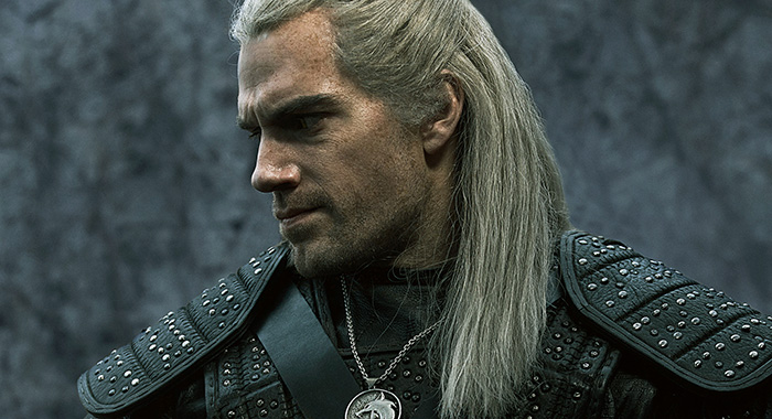 The Witcher stars Henry Cavill (Netflix)