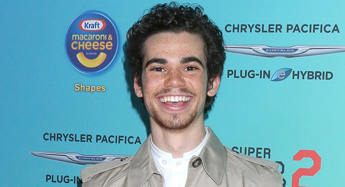 Cameron Boyce at arrivals for 2019 ARDYs (fka Radio Disney Music Awards), Studio City, Los Angeles, CA June 16, 2019. Photo By: Priscilla Grant/Everett Collection