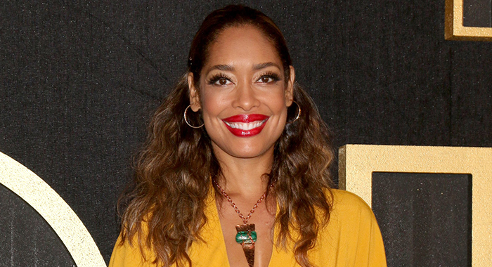 Gina Torres at the after-party for HBO Emmy Awards After-Party - Part 2, Pacific Design Center, Los Angeles, CA September 17, 2018. Photo By: Priscilla Grant/Everett Collection
