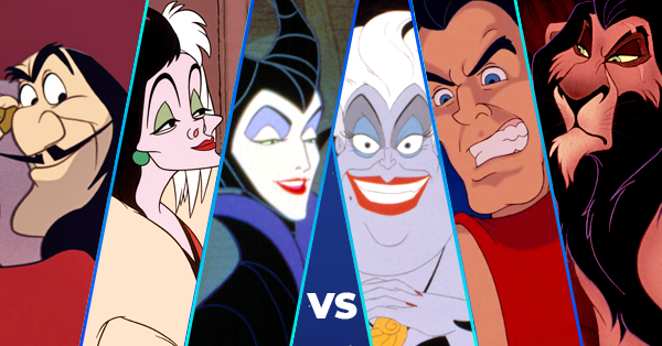 The Disney Villain Showdown – Round 2